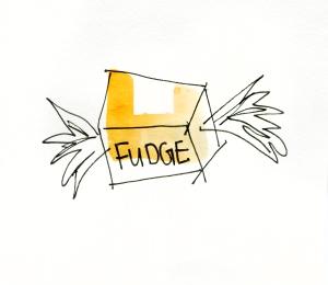 Low Noon fudge